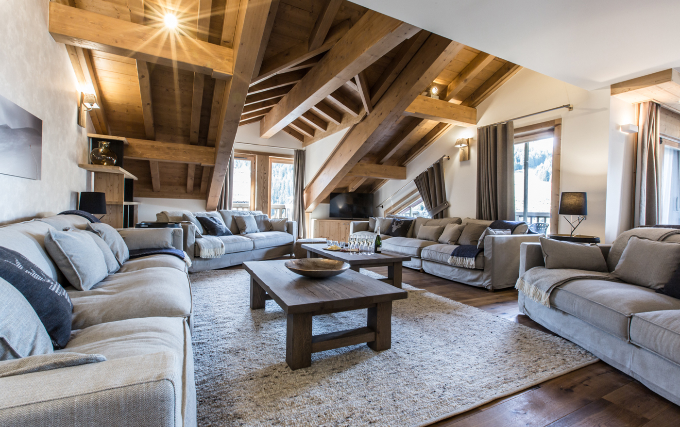 Alpine Lodges - Alpine Interiors